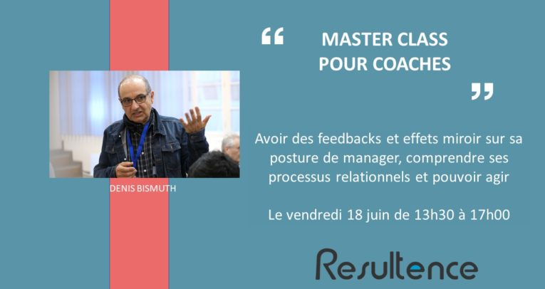 master class pour coaches