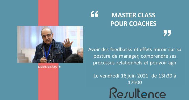 master classe coaches