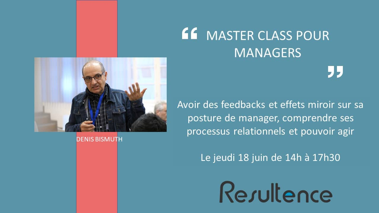 master class pour managers